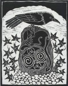 Artwork by Anne Hutchings